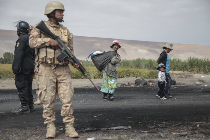Two tales of terrorism from the Tía María conflict,Peru