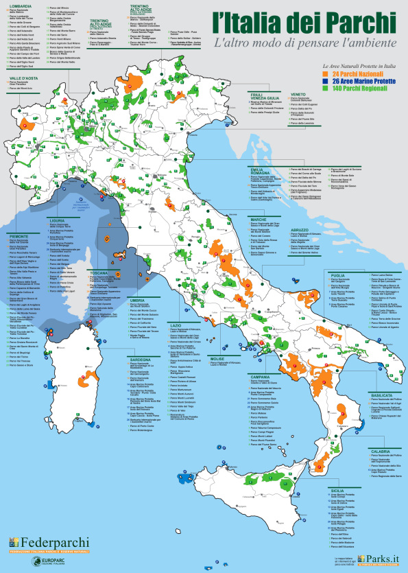 Italian eco-narratives – Paths into the nationalisation offorests