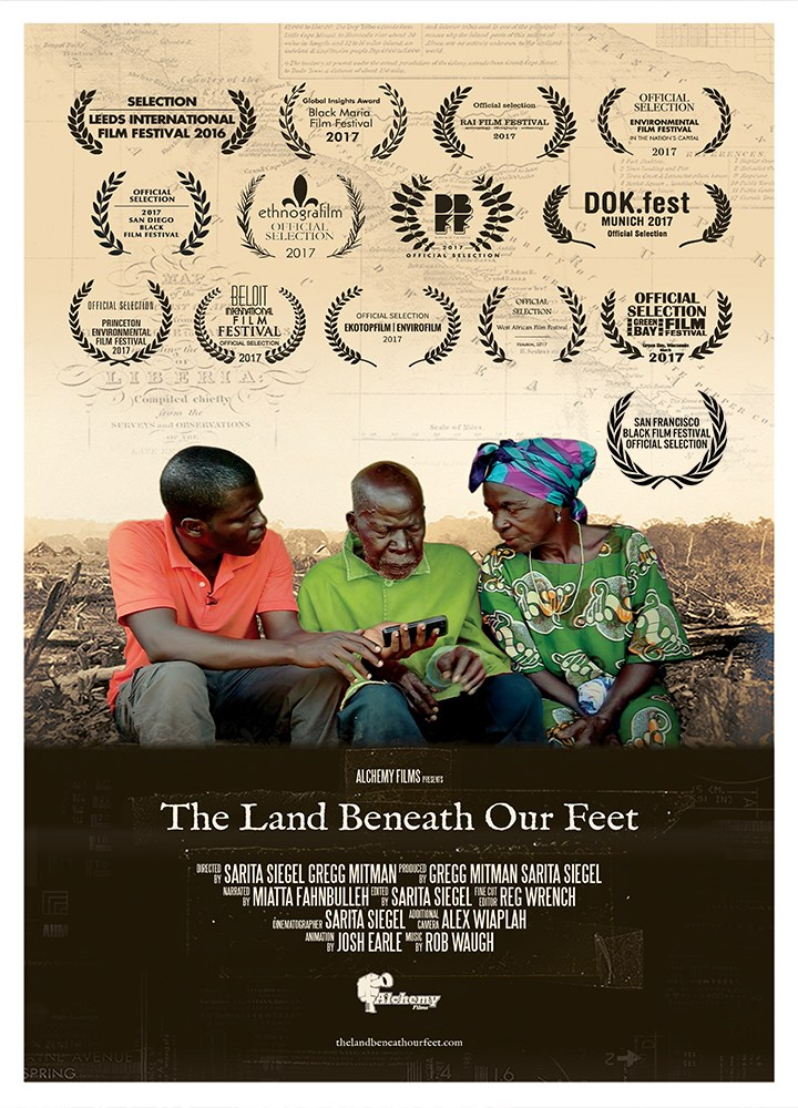 'The Land Beneath Our Feet' – AReview