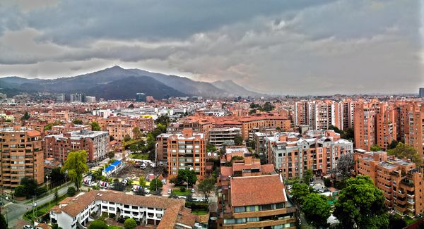 Political ecologies of urban nature in Bogotá, Colombia