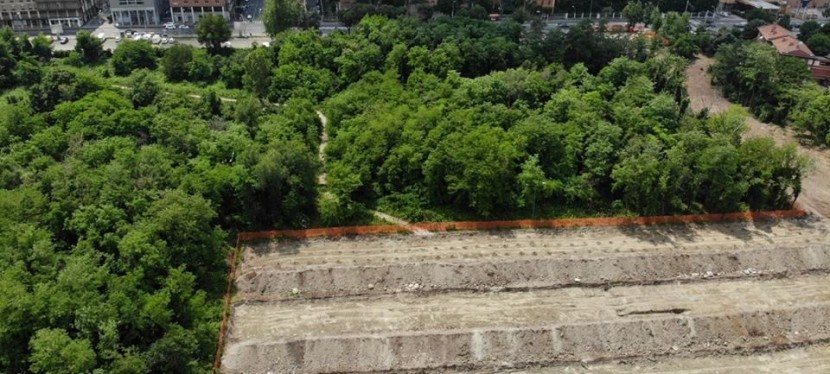 Urban forests, regeneration and conflicts: the case of Prati di Caprara in Bologna (Italy)