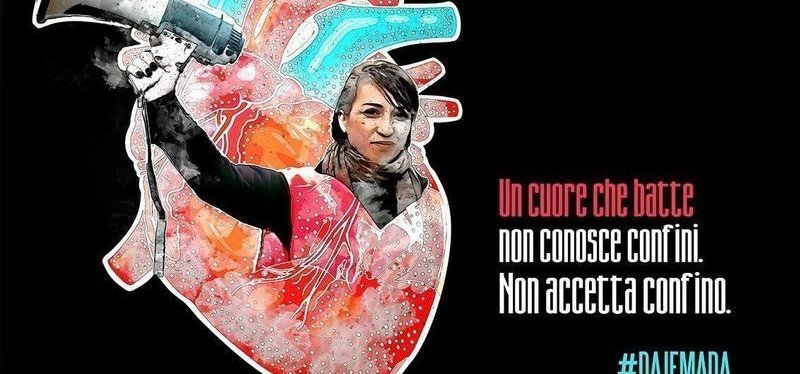 Activist and Integrated: Madalina must stay in Italy! # Stand4Madalina