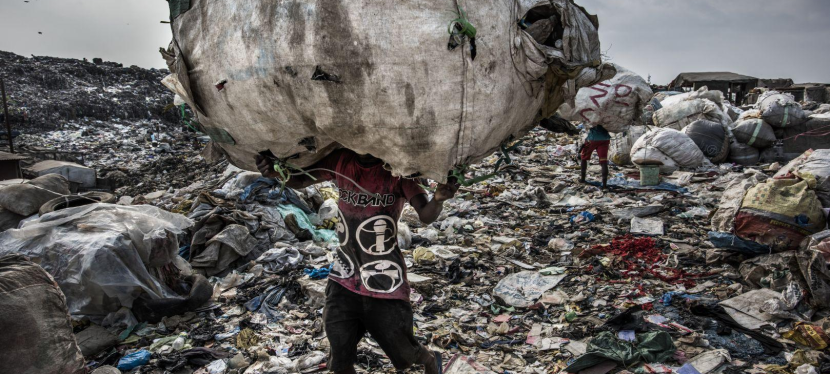 Political Ecologies of Waste: Salvaged Livelihoods and Infra-structural Labour