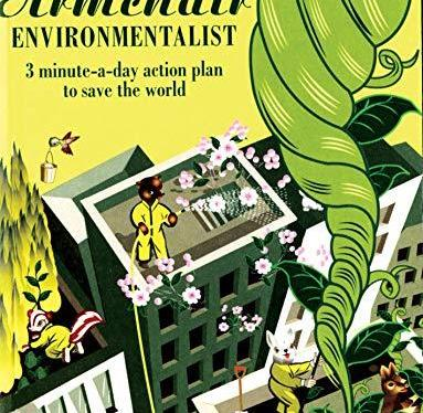 Environmentalism is not a metaphor