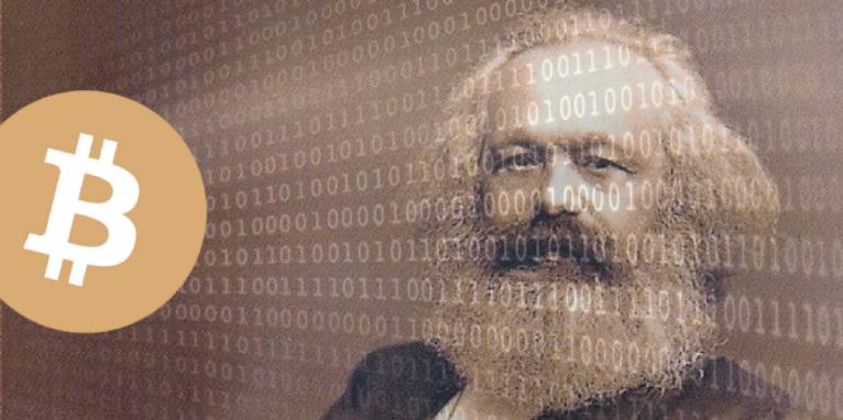 Blockchain and Karl Marx