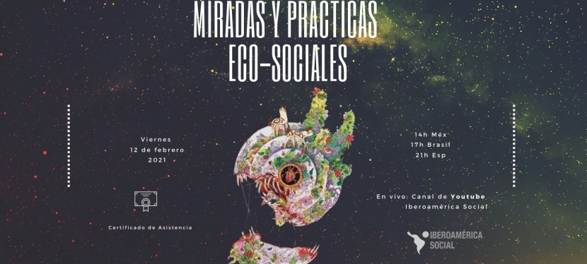[Online event] Ibero-American Dialogues on eco-social perspectives and practices