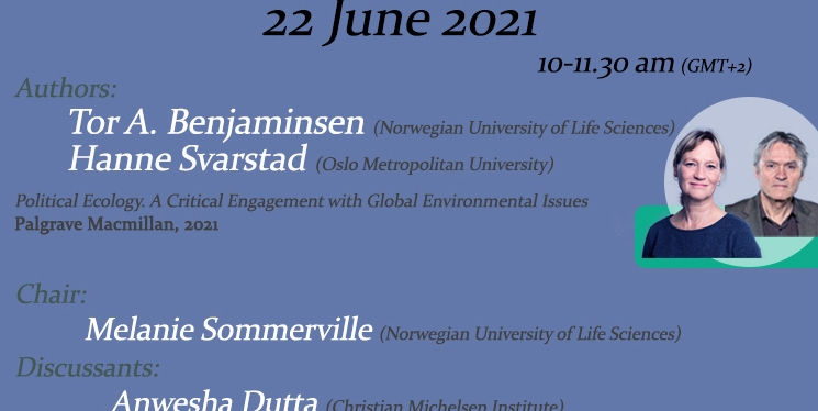 Check out these seminars at Norwegian University of Life Sciences inJune!